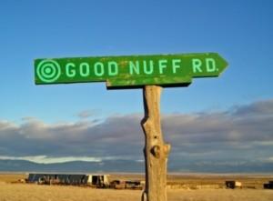 Good Nuff Road