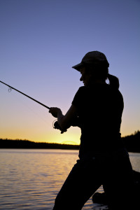 bigstock-Fishing-at-Sunset-34425773