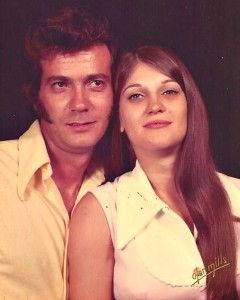 mom and dad 70's